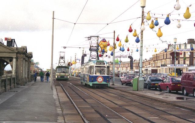 Blackpool:  Harrowside
