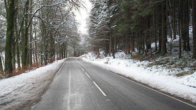 A82, Loch Oich