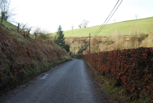 The road to Kingsbridge, Luxborough
