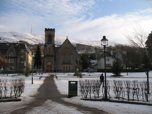 Church of Scotland, Fort William