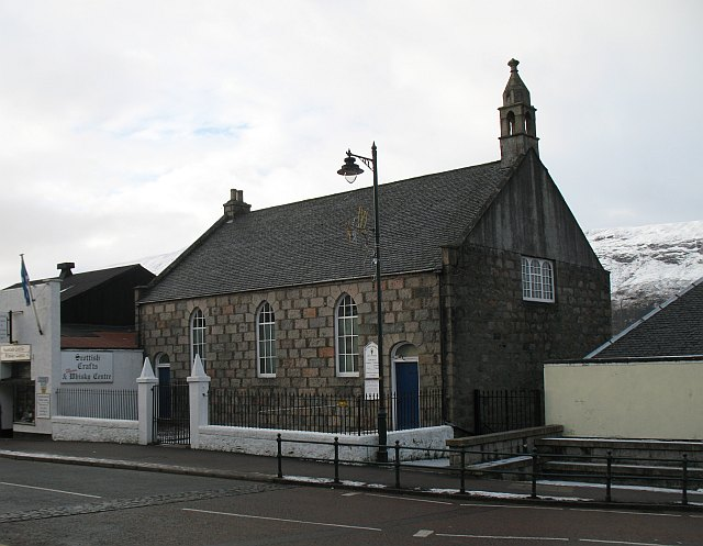 Free Church of Scotland, Fort William