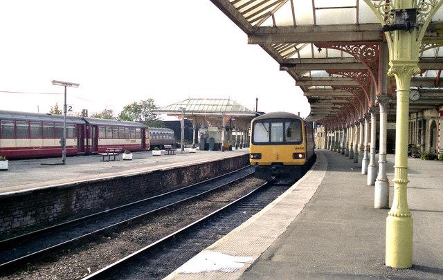 Skipton station
