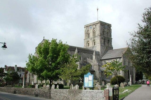 St Mary de Haura, New Shoreham, Sussex
