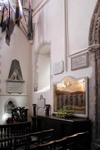 St Mary de Haura, New Shoreham, Sussex - Interior