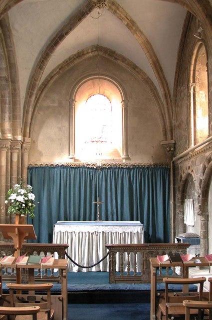 St Mary de Haura, New Shoreham, Sussex - Chapel