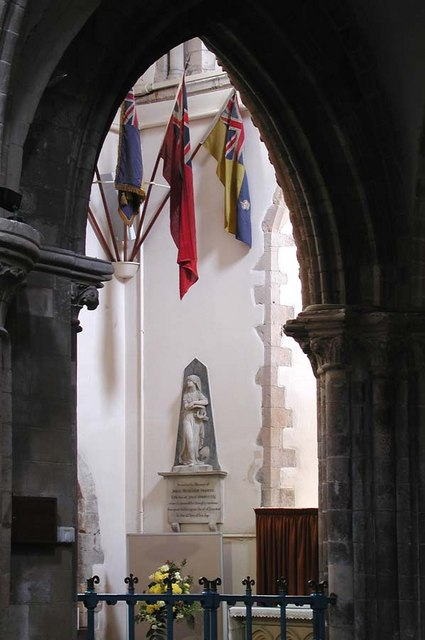 St Mary de Haura, New Shoreham, Sussex - Archway