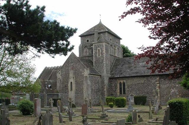 St Nicholas, Old Shoreham, Sussex