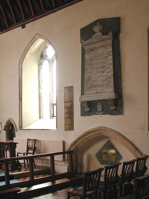 St Nicholas, Old Shoreham, Sussex - Interior