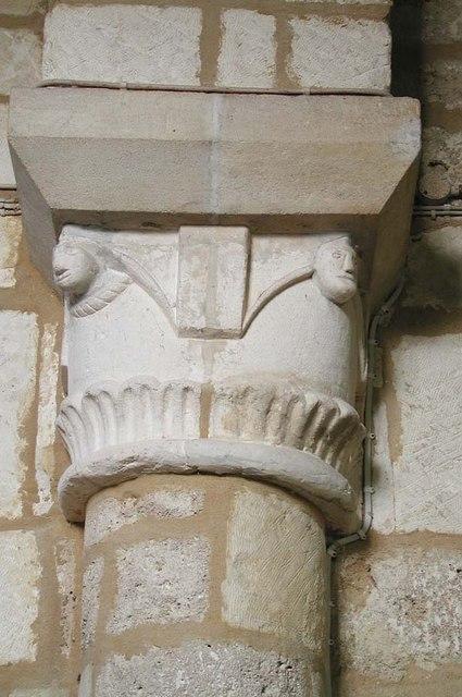 St Nicholas, Bramber, Sussex - Capital