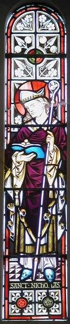 St Nicholas, Bramber, Sussex - Window