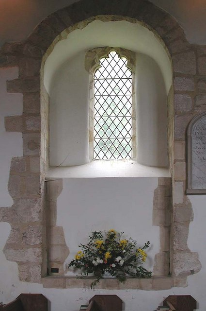 St Nicholas, Bramber, Sussex - Window