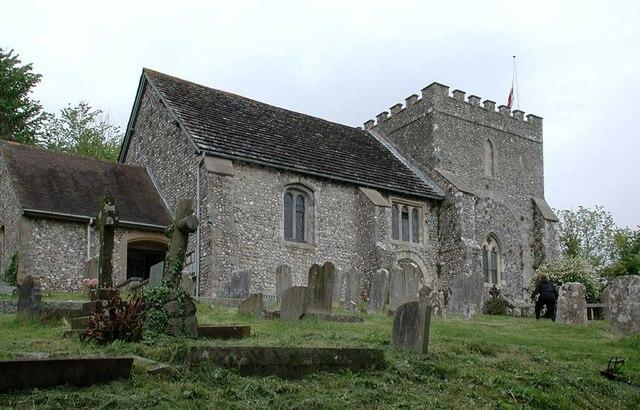 St Nicholas, Bramber, Sussex