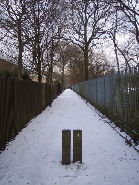 Coppertree Walk