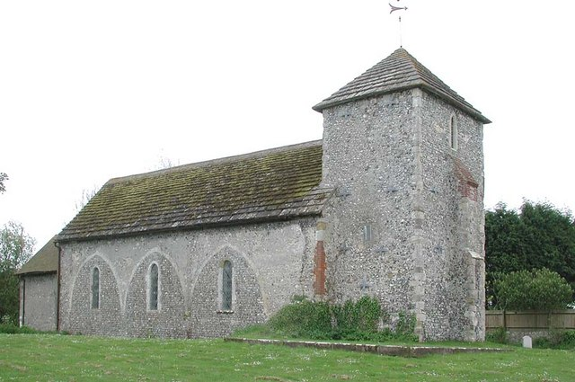 St Botolph, Botolphs, Sussex