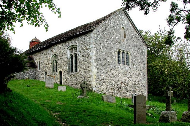 Coombes Parish Church, Sussex