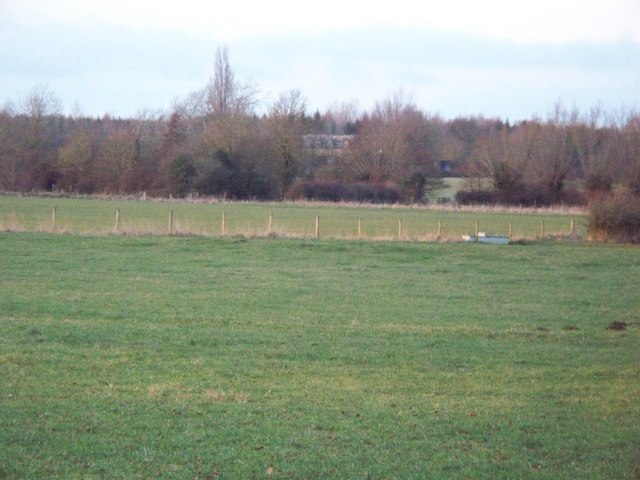 Farmland near Stock Bridge