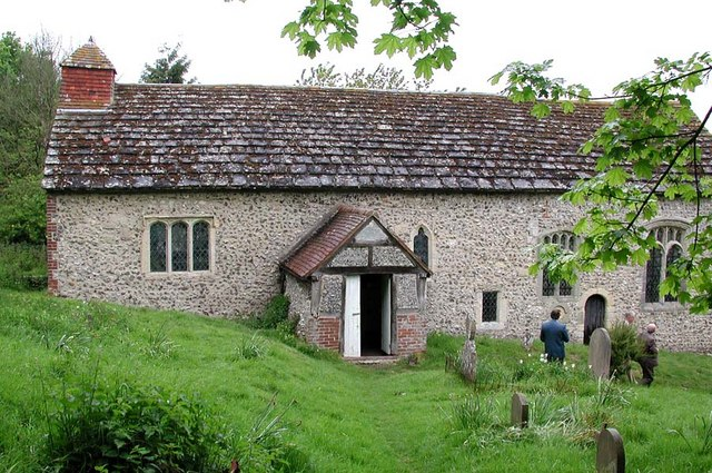 Coombes Parish Church, Sussex
