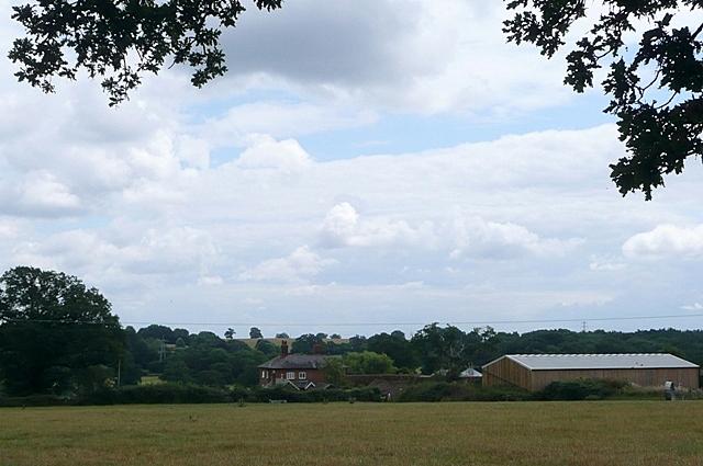 Towards Sheepgrove Farm