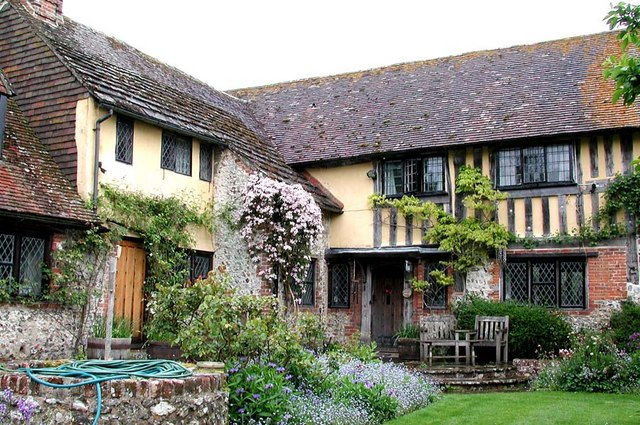 The Old Rectory, Coombes,, Sussex