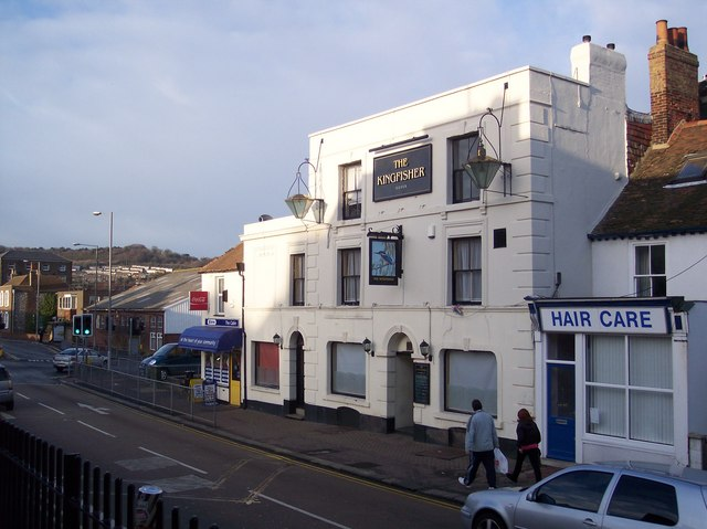 The Kingfisher Public House, Dover