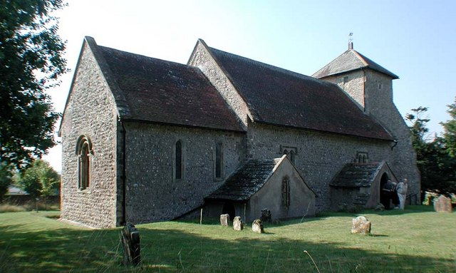 Church of the Transfiguration, Pyecombe, Sussex