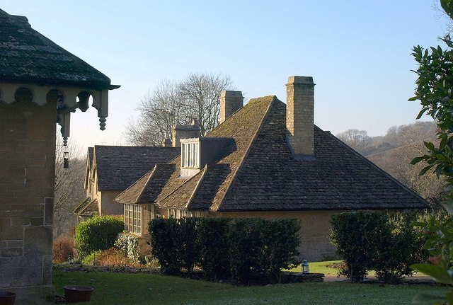 Cottages at Ozleworth