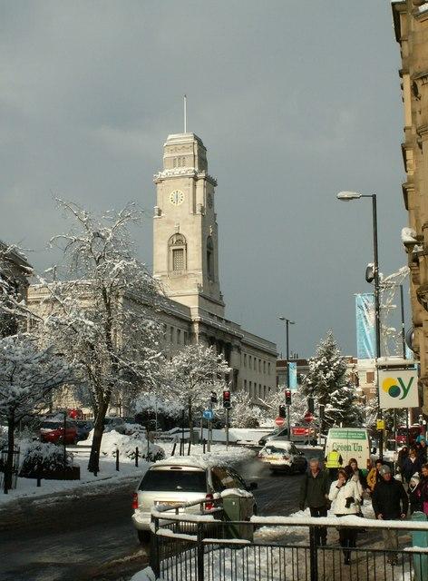 Barnsley Town Hall