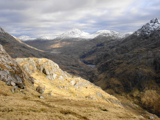 The wild bounds of the Knoydart