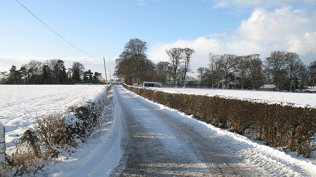 Road to Southfield