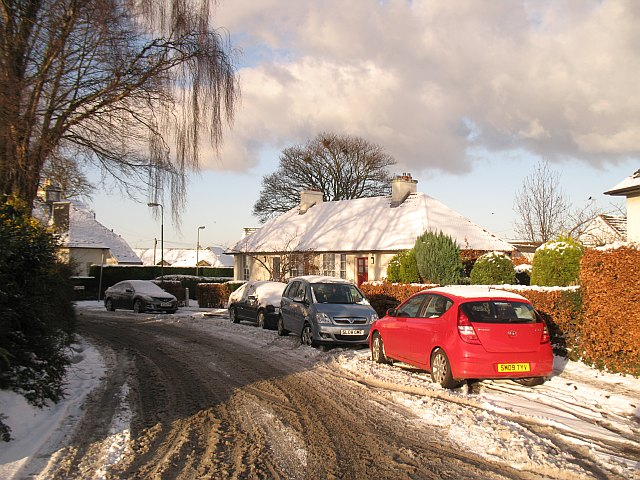 Kitchener Crescent, Longniddry