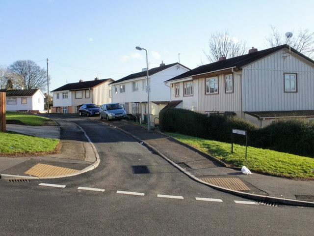 Davy Close,Newport