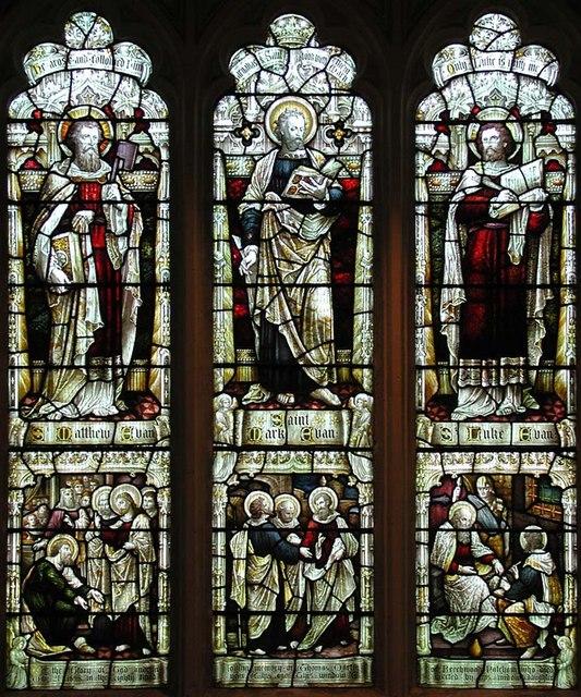 All Saints, Patcham, Sussex - Window