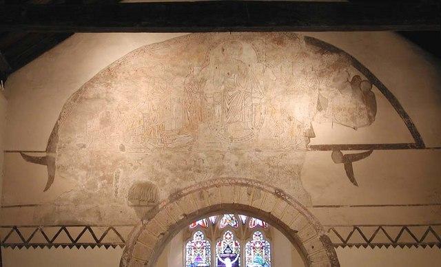 All Saints, Patcham, Sussex - Chancel arch