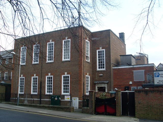 Northwood Telephone Exchange, Middx