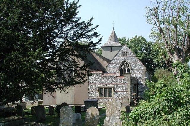 All Saints, Patcham, Sussex