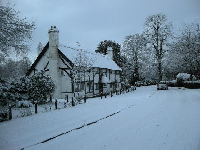 Bilton-Church Walk
