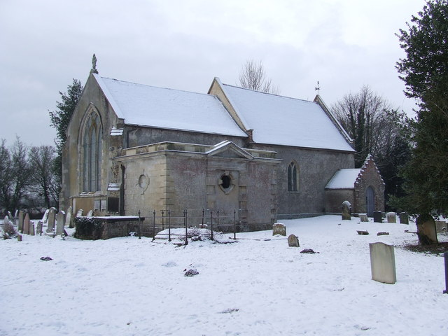 St Nicholas Bracon Ash