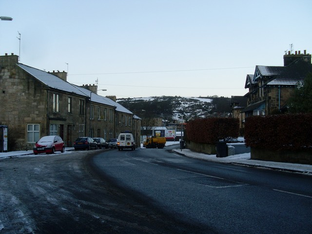 Carlibar Road, Barrhead