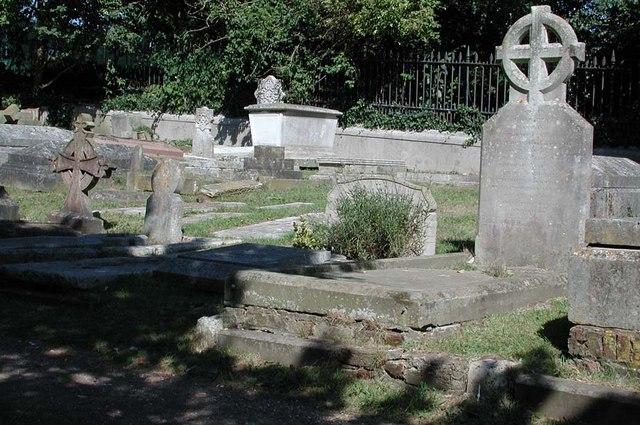 St Peter, Preston, Sussex - Churchyard
