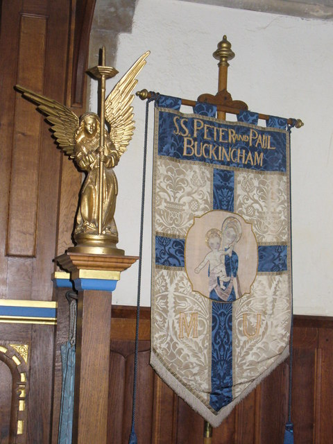 Church Banner, Buckingham