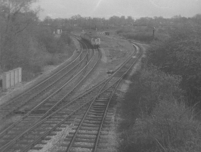 Whitacre Junction Station