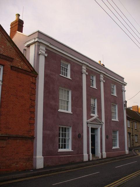 Yeomanry House, Buckingham