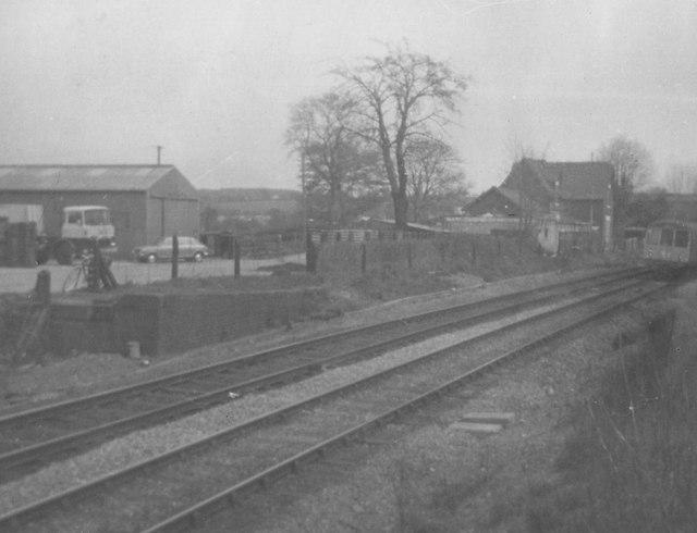 Shustoke Station (site of)