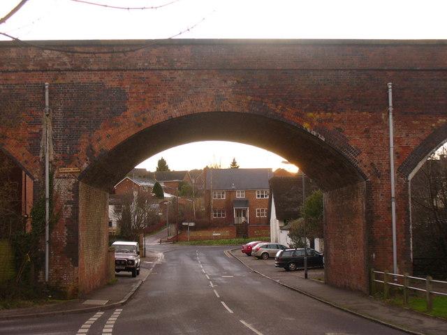 Former Railway Bridge, Buckingham