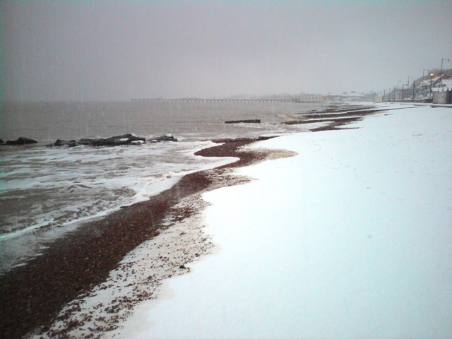 Felixstowe Beach