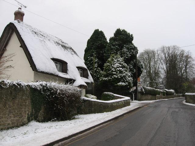 High Street, Blunsdon
