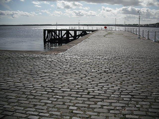 Pier, Broughty Ferry