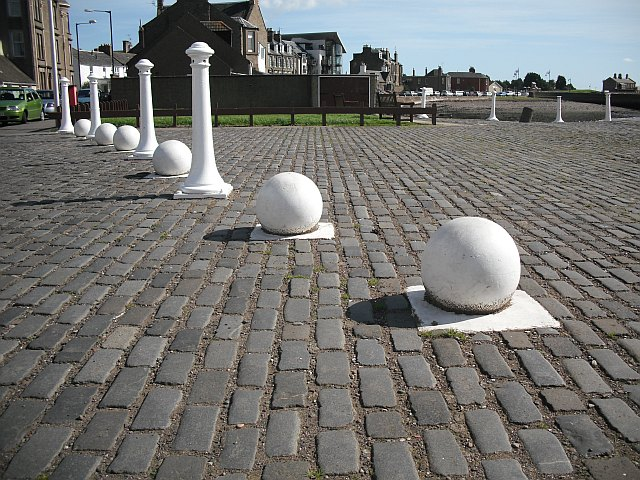 Decoration, Broughty Ferry