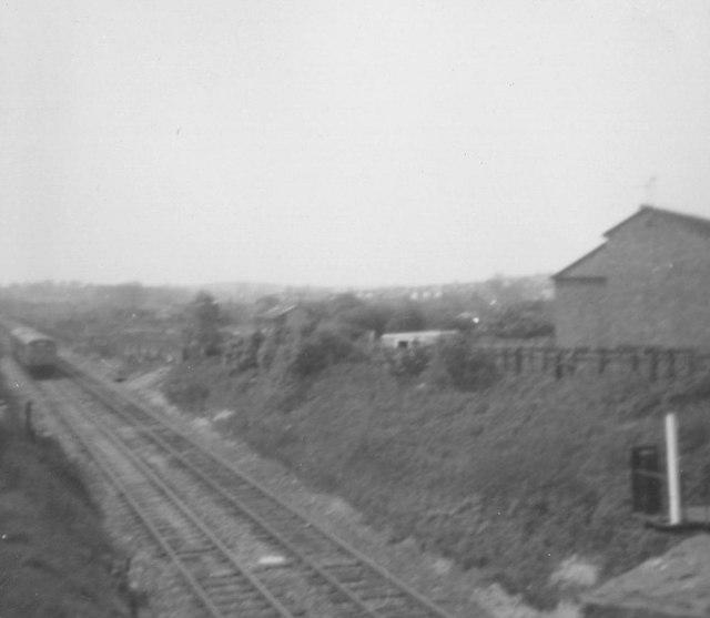 Stockingford Station (site of)