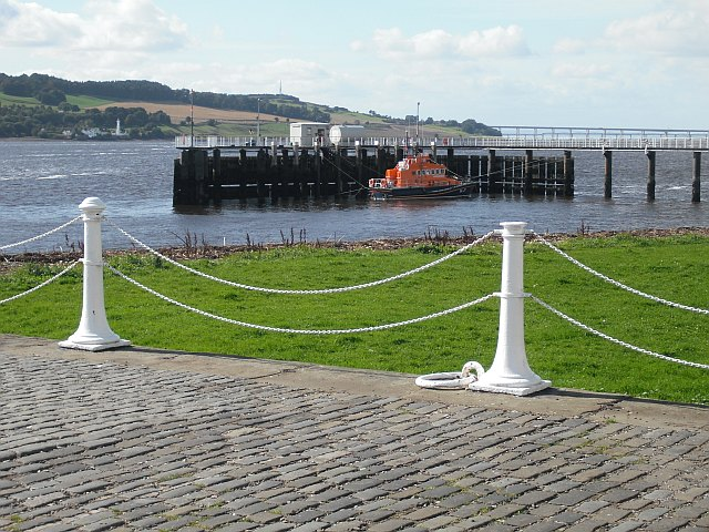 Lifeboat station, Broughty Ferry